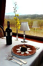 "The ""All Aboard"" package for your Napa Valley vacations"