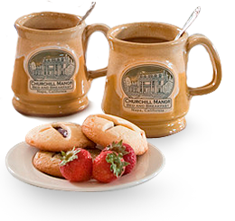 Breakfast mugs available at our Napa Valley inn