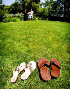 Napa Valley elopements held at Churchill Manor