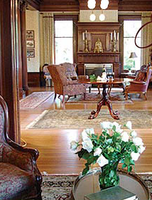 Churchill Manor is a great venue for business events in Napa Valley.