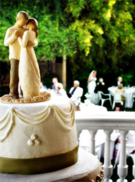 One of the most romantic Napa wedding venues is Churchill Manor.