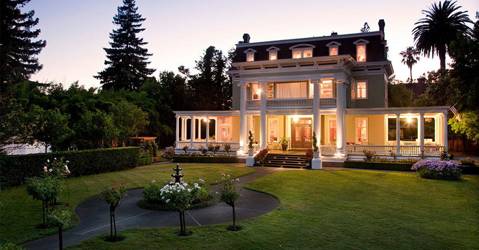 Best Bed And Breakfast In California Wine Country