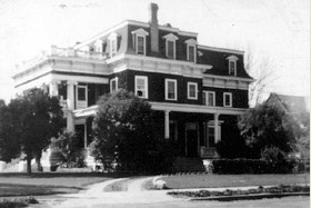 Churchill Manor History