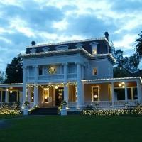 Churchill Manor, Napa Bed and Breakfast