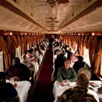 Napa Valley Wine Train Tours