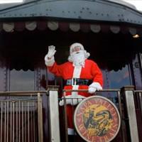 Christmas in Napa