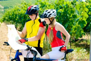 Experience wine country on a Napa Valley Bike Tour