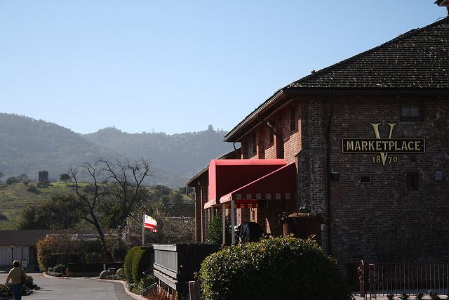 napa valley cities