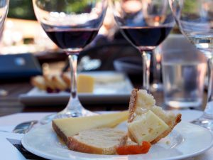 Learn about wine at a tasting in Napa Valley