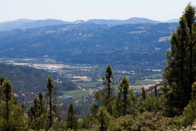 Napa Mountains