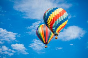 Enjoy a ride with Napa Valley Balloons!