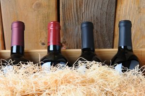 Four bottles of wine. Enjoy the ultimate experience at Hess Winery & Art Museum