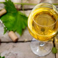 Enjoy a glass of Chardonnay during your wine holiday in Carneros