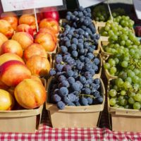 Buy fruit at the St. Helena Farmers Market