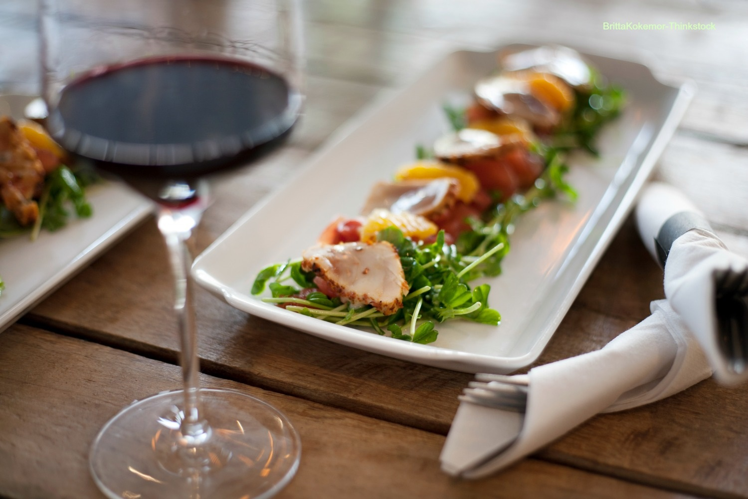 food and wine on a Napa Valley Food Tour