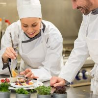 Enjoy a cooking class at the Culinary Institute of America in Napa Valley