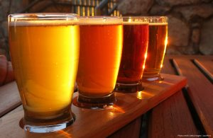 Enjoy a tasting at Mad Fritz Beer