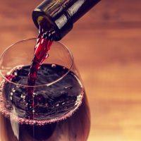 Enjoy a glass of Cabernet Sauvignon at Chimney Rock Winery