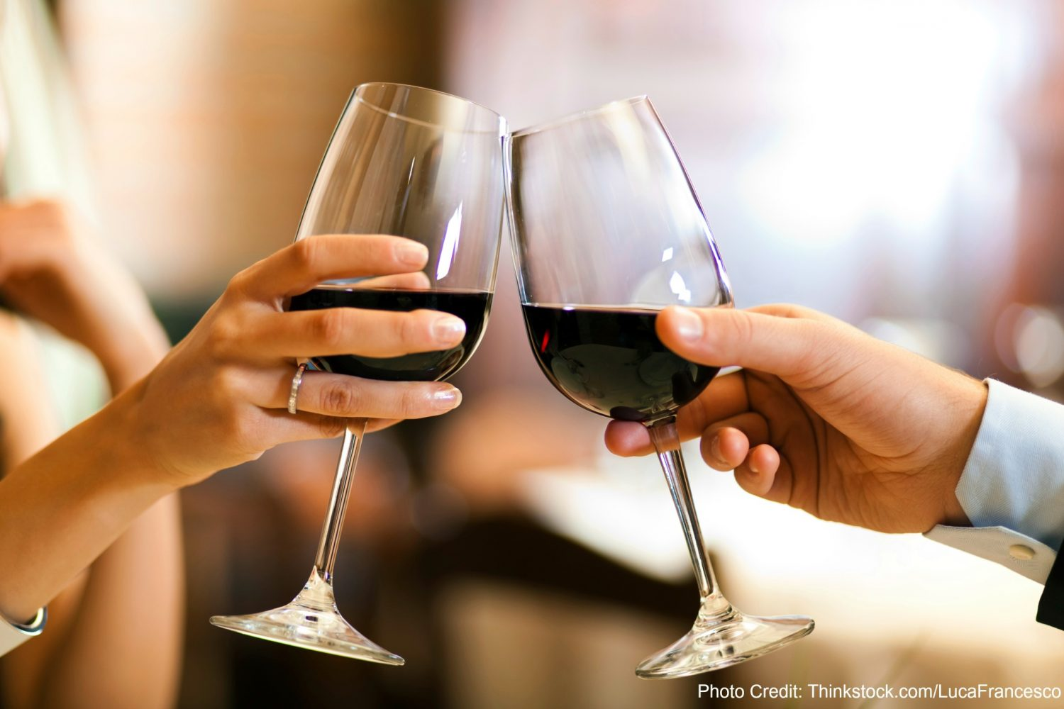 Enjoy a glass of red wine at Bell Wine Cellars