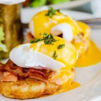 Enjoy Eggs Benadict and Brunch in Napa