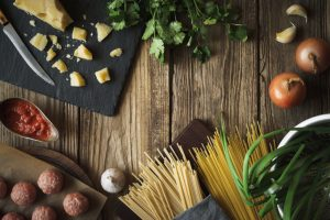 Enjoy a delicious meal at Ristorante Allegria
